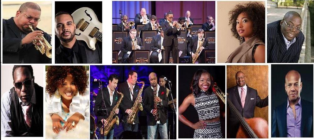 ocean city jazz festival updated performers list